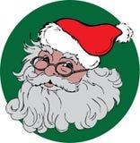 Jolly Santa Royalty Free Stock Photos
