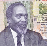 Jomo Kenyatta. Royalty Free Stock Photos