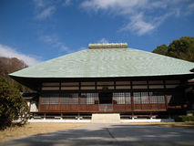 Jomyoji temple in Kamakura Royalty Free Stock Photography