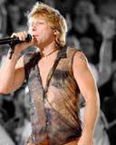 Jon Bon Jovi fotos de archivo libres de regalías