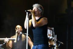 Jon Bon Jovi Stock Image