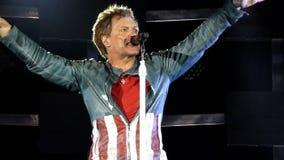 Jon Bon Jovi 2013 Stock Photo