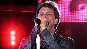 Jon Bon Jovi 2013 Royalty Free Stock Image