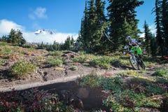Jon Buckel e cappuccio di Mt. Fotografia Stock Libera da Diritti