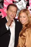 Jon Cryer, Lisa Joyner Stock Photo