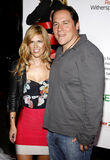 Jon Favreau and Joya Tillem Royalty Free Stock Photos