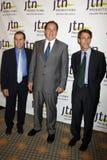 Jon Favreau, Michael Lynton Stock Photo