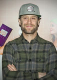 Jon Glaser, Schauspieler, Schauspieler und Verfasser Lizenzfreies Stockbild