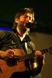 Jon Gomm sous tension images libres de droits