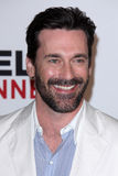 Jon Hamm. LOS ANGELES - JUN 20: Jon Hamm arriving at the 1st Annual Critics' Choice Television Awards at Beverly Hills Hotel on June 20, 2004 in Beverly Hills royalty free stock image