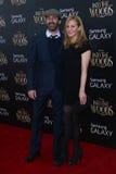 Jon Hamm, Jennifer Westfeldt Stock Photo
