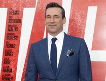 Jon Hamm stock photography