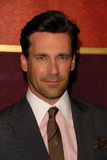 Jon Hamm, loucura Fotos de Stock Royalty Free