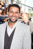 Jon Huertas arrives at the  Royalty Free Stock Photo