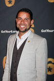 Jon Huertas arrives at the Launch of Got Your 6 Stock Image
