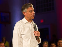 Jon Huntsman Stock Photo