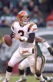 Jon Kitna. Cincinnati Bengals QB Jon Kitna. (Image taken from color slide royalty free stock photo