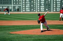 Jon Lester. Boston Red Sox Ace Jon Lester stock photo