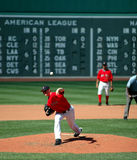 Jon Lester Boston Red Sox Royalty Free Stock Photography