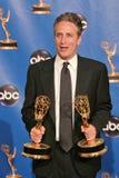 Jon Stewart. At the 56 Annual Primetime Emmy Awards at The Shrine Auditorium, Los Angeles, CA 09-19-04 stock photos