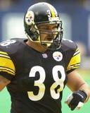 Jon Witman. Pittsburgh Steelers RB Jon Witman, #38. (Image taken from color slide stock photography