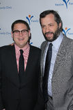 Jonah Hill,Judd Apatow Stock Photography