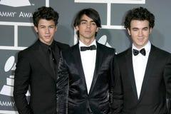 Jonas Brothers Stock Foto