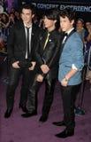 Jonas Brothers Royalty-vrije Stock Afbeelding