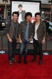 Jonas Brothers Stock Image