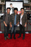 Jonas Brothers Stock Photography