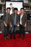 Jonas Brothers arkivbild