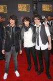 Jonas Brothers, Jona Royalty-vrije Stock Fotografie
