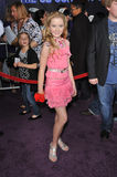 Jonas Brothers, Kathryn Newton Royalty Free Stock Photos