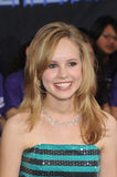 Jonas Brothers, Meaghan Martin Stock Images