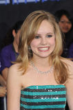 Jonas Brothers, Meaghan Martin Stock Afbeelding