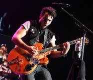 Jonas Brothers Perform i konsert arkivfoto