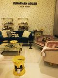 Jonathan Adler Boutique Royaltyfria Foton