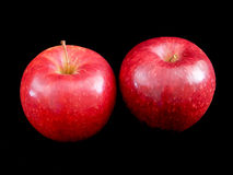 Jonathan Apples Stock Photography