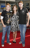 Jonathan Bennett, April Scott och Randy Wayne arkivfoton