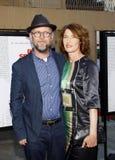 Jonathan Dayton och Valerie Faris royaltyfri fotografi