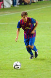 Jonathan dos Santos in action Stock Photo