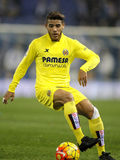 Jonathan dos Santos of Villareal CF Stock Photo