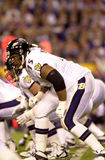 Jonathan Ogden, Super Bowl XXXV. Baltimore Ravens OL Jonathan Ogden, #75 Royalty Free Stock Photos