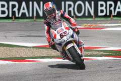 Jonathan Rea #65 on Honda CBR1000RR with Pata Honda World Superbike Team Superbike WSBK Stock Photography