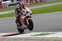 Jonathan Rea #65 on Honda CBR1000RR with Pata Honda World Superbike Team Superbike WSBK Stock Image