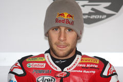 Jonathan Rea - Honda CBR1000RR - Honda World Super Stock Photos