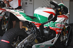 Jonathan Rea - Honda CBR1000RR - Honda World Super Stock Images