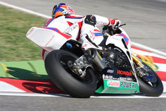 Jonathan Rea - Honda CBR1000RR - monde de Honda superbe Photo stock