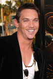 Jonathan Rhys Meyers. Arriving at the Soloist Premiere at Paramount Studios in Los Angeles,  California on April 20, 2009 Stock Photography