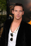 Jonathan Rhys Meyers. Arriving at the Soloist Premiere at Paramount Studios in Los Angeles,  California on April 20, 2009 Royalty Free Stock Photo